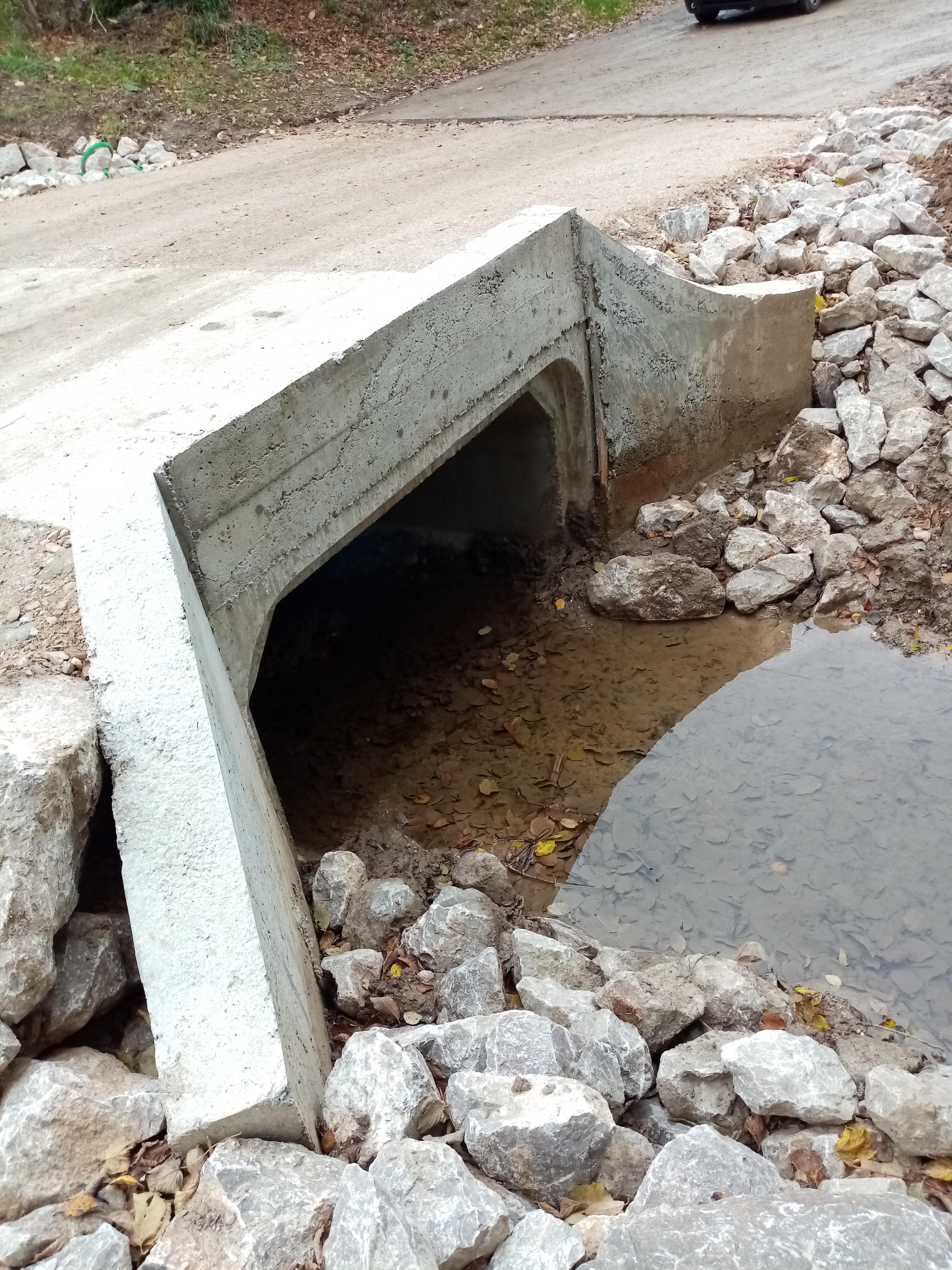 chantier pont havernas