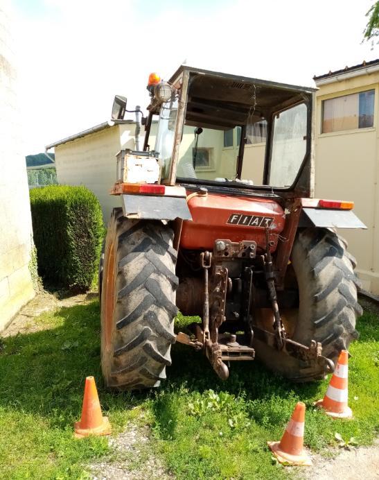 tracteur havernas